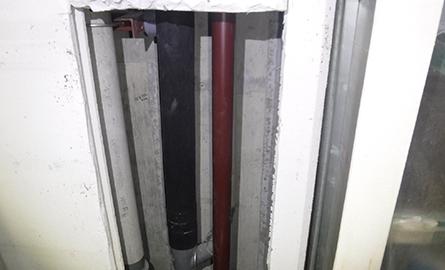 排水設備改修工事