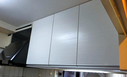 キッチン吊り戸棚リフォーム